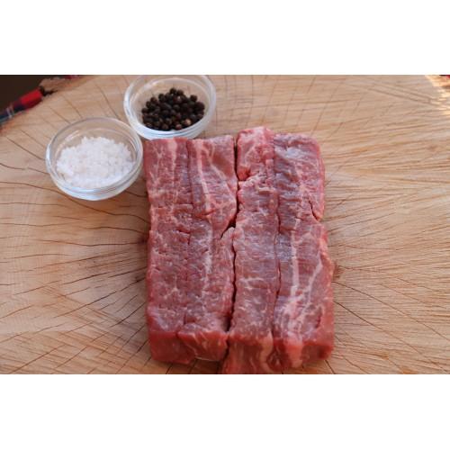 Steak Français / French Steaks